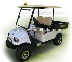 airport electric car/vehicle with stake bed (for corporate facilities, national parks)