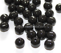 Health tourmaline beads with nagetive ions