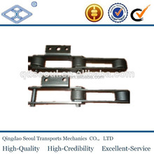 ISO DIN standard heavy duty long pitch large roller conveyor RF series chain RF03100