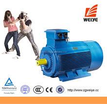 IEC Standard 0.12-315KW Three Phase IEC Electric Motor
