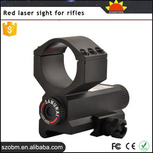 2015 Trade Assurance Supplier 1mW/5mW/10mW/30mW 650nm Tactical Red Dot laser sight for rifles