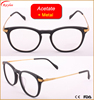 Top Selling B Titanium Optical Frame reading glasses with Turtle material