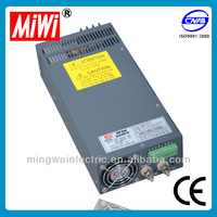 SCN 800w 24v 33a New series high power Single Output Switch Mode Power Supply,Wholesale various Industrial dc regulated power