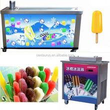 2015 CE approved high performance ice lolly machine with high capacity and low investment