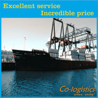 cheap sea cargo freight forwarder logistics service from china to Ukraine --Jacky