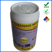 Good quanlity cell phone cleansing wipes