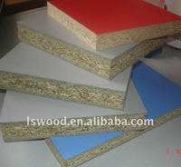 High Moisture Resistant waterproof Green core particle board for indoor furniture