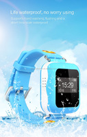 (sl)Wholesale Smallest Kids GPS Tracker WatchWith SOS Button/Wrist Watch GPS Tracking Device telling story For Kids