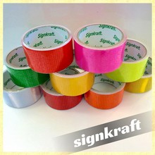 2015 Wholesale PVC material, self adhesive 1500 fluorescent color Reflective Tape, roll, for mortocycle, helmet stickers