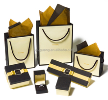 New Discount Paper Bag and Box For Brand Packaging