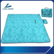 Rubber Backed Waterproof Picnic Rug