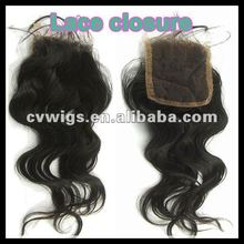 Hot selling,virgin remy lace front closure piece
