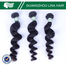 Hot selling factory price 6A grade wet and wavy brazilian hair