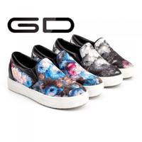 wholesale china women shoes flat fashion dress shoe for lady