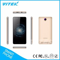 5.5 inch 4G LTE Quad Core 5000mAH Long Battery Life Smart Phone