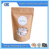 Wholesale China Factory Eco Friendly Product Kraft Paper Bag With Window Zip Lock Bags