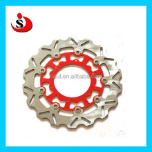 310mm KAWASAKIs KX125 KX250 KX250F KX450F brake disc Motorcycle disc brake rotor factory