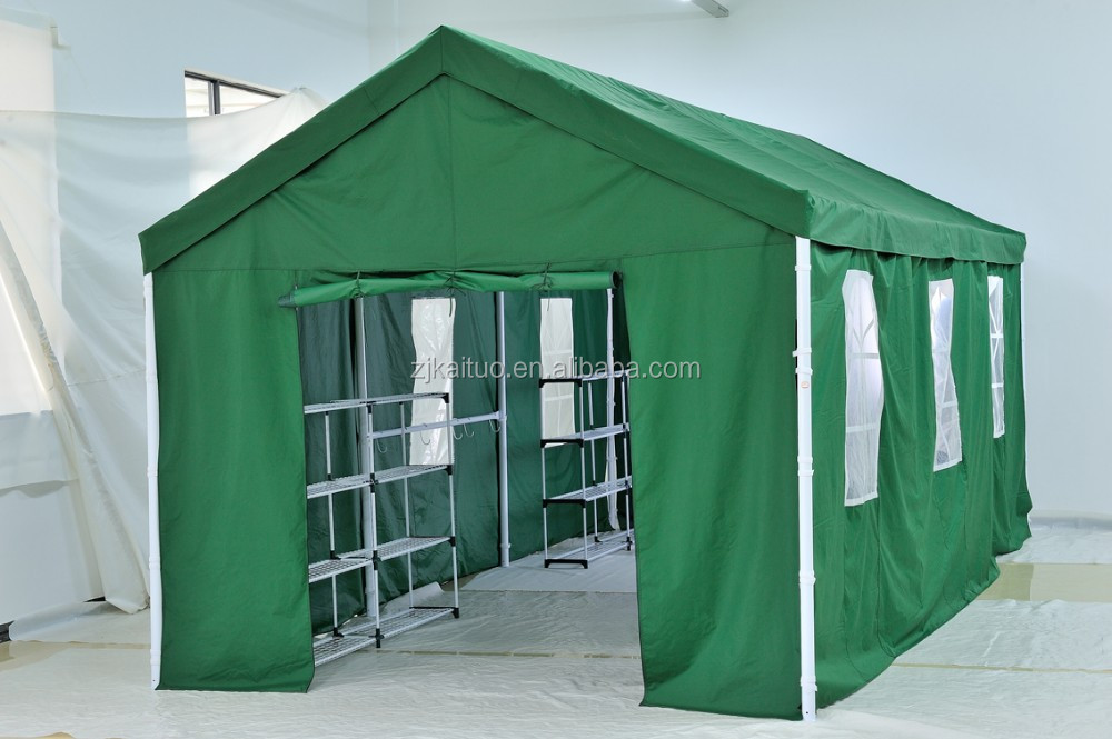 Meters greenhouse poly tunnel carport storage house