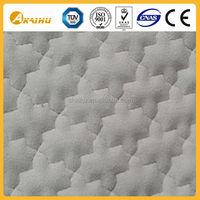 white color plaid fabric sofa