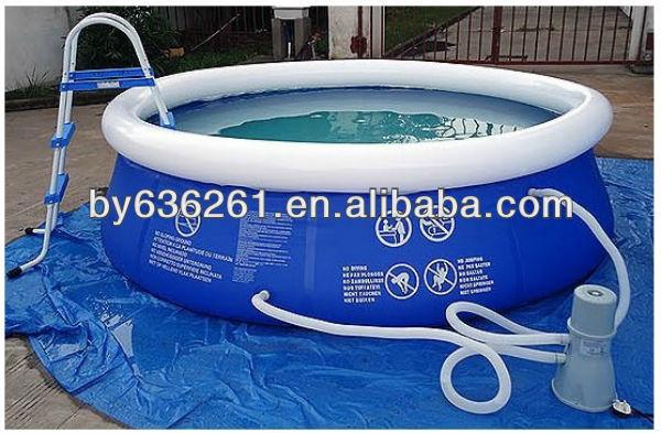 Adult plastic pools folding inflatable portable swimming pools buy portable swimming pools for Inflatable swimming pool for adults india