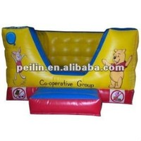 inflatable bouncy jumping castle for birthday party