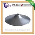alta qualidade de metal de ferro sofá mobiliário cadeira de base de mesa redonda
