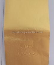 Gold aluminum foil paper/Gold tobacco inner liner