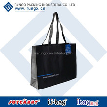 New Non Woven Carry Bag , Folding Shopping Bag In Pouch
