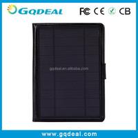 Wholesale Alibaba 6600mah Leather Solar Charger Case For Ipad Mini