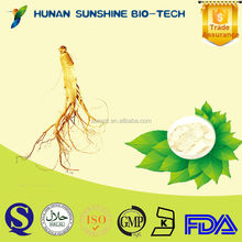 nutrition supplement & sex increase medicine Panax ginseng root extract