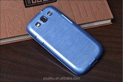Guangzhou wholesale soft super thin battery back cover case for samsung galaxy S4mini I9190