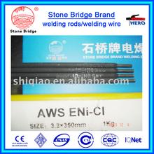 TOP quality Cast Iron welding rod AWS Z308 Z408 Z508