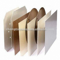 Rigid transparent white thin mica sheet,mica plate