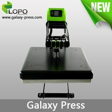 40*50 heat press auto open sublimation printing machine from Lopo