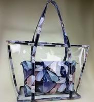 D70959H 2015 new European Beach plastic printing Handbag Shoulder Bag for women