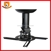 P20 Jor China supplier Factory selling Height High Quality Black vertically adjustable short throw projector mount