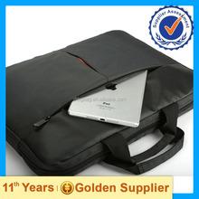 Leather laptop bag bottom case for lenovo