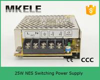 NES-25-12 dc 12v power supply 25w 12v switch power supply 12v 2a frame switch power supply
