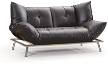 Modern Design Click Clack Sofa Bed, Designer Sofa Bed, Metal Sofa Cum Bed