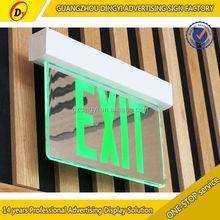 Public places Popular led exit retrofit/led emergency light