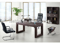 Office furniture with two people(F-25)