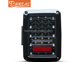 2015 NEW PRODUCT jeep wragler led tail light