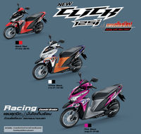 Hond Click 125 i Racing