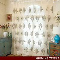 Best quality Crazy Selling silk curtains and draperies