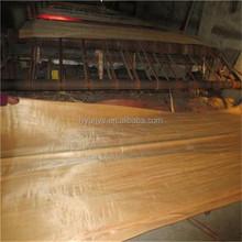 design door usage hard wood veneer / face veneer form Linyi