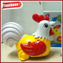 Plastic chicken wing