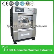 Máquina de lavandería (lavadora, extractor, secadora, planchado, doblado...)