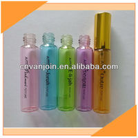 Customized Beautiful Perfume 10ml Glass Vial