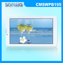 7 Inch Tablet PC with 3G SIM Slot WiFi Bluetooth Phone Call