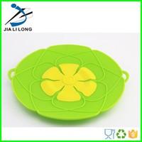 Silicone adjustable pot lid